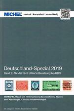 MICHEL CATALOGO GERMANIA SPECIALIZZATO VOLUME 2 2019 Deutschland Spezial