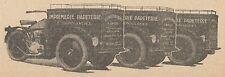 Y5860 Tri-moteur GALLAND - Imprimerie Bonnardel - Pubblicità d'epoca - 1930 Ad
