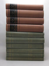 A Study of History SIGNED Arnold Toynbee - Full 10 Volume Set - First Edition