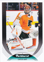 20/21 PARKHURST..CARTER HART..SP..CARD # 259..FLYERS..FREE COMBINED SHIP
