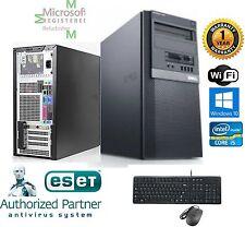 Dell 990 TOWER i5 2500 Quad 3.3GHz 8GB 240GB SSD + 2TB Storage HD Win 10 Pro 64