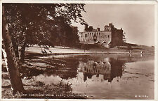 Palace & Loch From East, LINLITHGOW, West Lothian RP