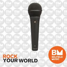 Rode M1 Microphone Live Performance Cardioid Dynamic Mic w/ Lifetime Warranty