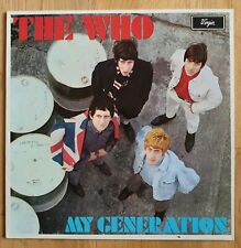 The Who My Generation 12 Track Vinyl Album