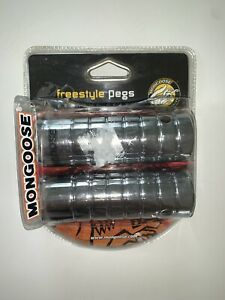 Mongoose Freestyle Pegs Bicycle Model MG505 New In Package Sealed 2002