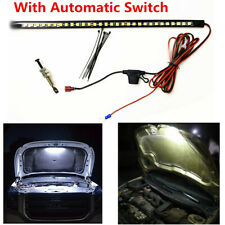 36cm LED Car Under Hood Engine Repair Light Bar With Automatic Switch Control