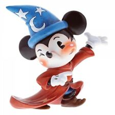 Disney Miss Mindy 6001164 Sorcerer Mickey Mouse Figurine New & Boxed