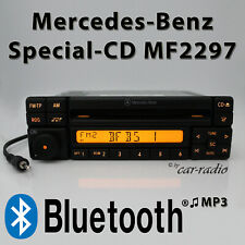 Mercedes Special MF2297 Bluetooth MP3 Radio Aux-In Jack 1-DIN CD Car Radio