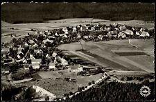 Dittishausen Hochschwarzwald alte Postkarte 70er Jahre Gesamtansicht Luftbild