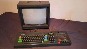 Vintage ordinateur AMSTRAD CPC 464 clavier - NON TESTE