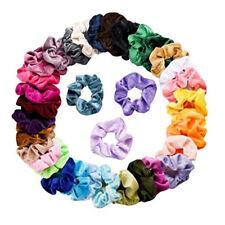 36 Pcs Velvet Elastic Hair Bands Scrunchy for Women or Girls Hair Accessories