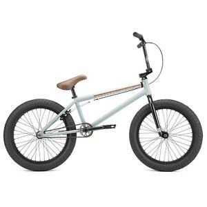"""2022 Kink Whip XL 20"""" BMX Bike Gloss Sage Grey - We Ship Same Day!!!!"""
