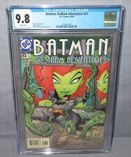 BATMAN: GOTHAM ADVENTURES #53 (Poison Ivy cover app) CGC 9.8 NM/MT DC 2002