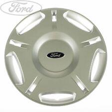 "Genuine Ford Mondeo 16"" Wheel Trim Silver SINGLE 1229719"