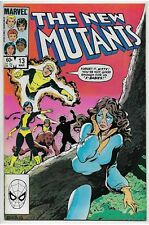 New Mutants #13 First Appearance Cypher (1983)