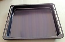 GENUINE HOTPOINT SI4854PIX OVEN DEEP ROASTING TRAY GRILL PAN 450 x 375 x 50mm