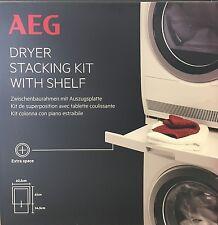 AEG SKP11 Verbindungsrahmen mit Ablage Zwischenbaurahmen Wasch Trocken Säule