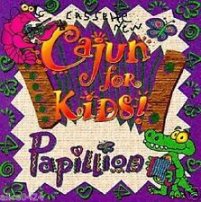 Cajun for Kids CASSETTE You Are My Sunshine,Jambalaya,Laissez Les Bon Temps Roul