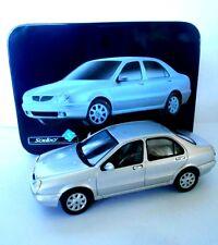 Modellino da Collezione Lancia LYBRA Berlina 1999-2004 Argento Solido 1/43