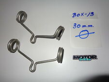 DUCATI HEADLIGHT STANDS FOR DE 30 mm. (BOX 13).