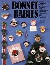 Christmas ORNAMENTS Package MAGNETS Faces BONNET BABIES Mice BEARS Cow BUNNY Pig