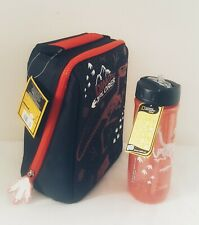 New National Geographic Lunch Bag & Water Bottle