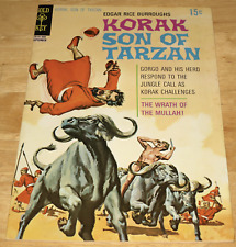 Gold Key Comics KORAK SON OF TARZAN #37 September 1970