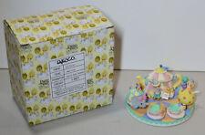 Precious Moments Circus Mini Teaset 1999 Enesco 672513L Umt-Cir Tea Set
