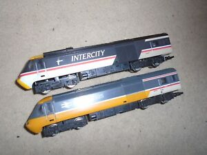 Pair of InterCity Locomotives for Hornby OO Gauge Train Sets