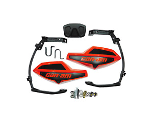 2012-2021 Can-Am Outlander Renegade OEM Left/Right Hand Guard Deflector Red C75