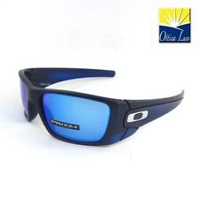 42cf436b16fe7 OAKLEY FUEL CELL 9096 K1 PRIZM Sapphire Sunglasses Sport Cycling Racing K160