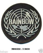 RAINBOW SIX - 3 INCH PATCH - RBSIX02