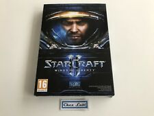 Starcraft II 2 Wings Of Liberty - PC - FR - Neuf