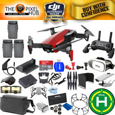 DJI Mavic Air Fly More Combo (Flame Red) EXTREME All You Need Accessory Kit