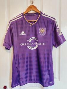 Orlando City 2017 Football Shirt L MLS