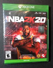 NBA 2K20 (XBOX ONE) NEW