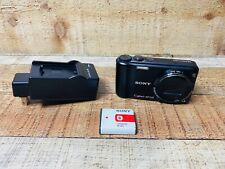 Sony Cyber-shot DSC-H55 14.1MP Digital Camera Fully Functional with charger