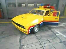 FORD Falcon XB Interceptor Mad Max Police Car 1973 Filmauto Movi Greenlight 1:18