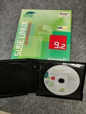 Novell SUSE Linux Professional 9.2...Complete in Box!!