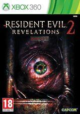Resident Evil Revelations 2 Brand New Xbox 360 Game