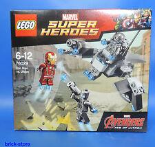 Lego Superhéroes Iron Man vs Ultron