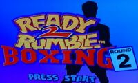 🥊✅ Ready 2 Rumble Boxing Round 2 Nintendo 64 N64 Video Game Super Fun Retro