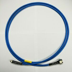 Rhophase (Rosenberger RFlex) Microwave Coaxial Cable 18GHz SMA-N, Phase-Matched
