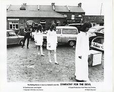 Photo Cinéma Jean Luc Godard Rolling Stones Sympathy For Devil 1970