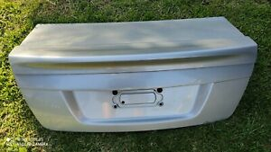 HOLDEN COMMODORE BOOTLID, VE, SS, LIP SPOILERED