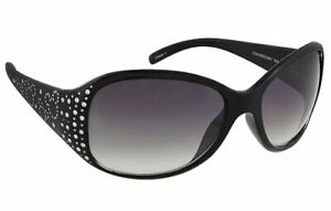 Disney Parks Mickey Mouse Icon Crystal Rhinestone Bling Sunglasses - NEW