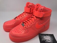 d20d2cc15bd Women s Nike Air Force 1 High PRM Hot Lava Sz 10.5 100 Authentic Retro
