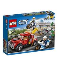 Lego City Grúa sobre Abwegen