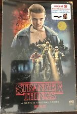 STRANGER THINGS SEASON 1 COLLECTORS EDITION(4-DISC BLU-RAY+DVD SET)NEW