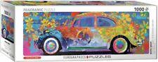 Eurographics Puzzle 1000 Piece Jigsaw - Beetle Splash Panoramic EG60105441